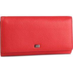 Duży Portfel Damski NOBO - NPUR-LG0130-C005 Czerwony. Czerwone portfele damskie Nobo, ze skóry. W wyprzedaży za 159.00 zł.
