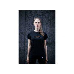 T-shirt don't-mesh-with-me. Czarne t-shirty damskie Desert snow, z bawełny. Za 67.15 zł.
