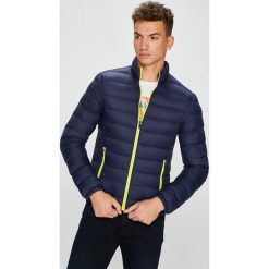 Trussardi Jeans - Kurtka puchowa. Czarne kurtki męskie TRUSSARDI JEANS, z jeansu. Za 799.90 zł.