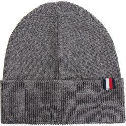 Czapka TOMMY HILFIGER - New Modern Beanie AM0AM04386 905. Szare czapki i kapelusze męskie Tommy Hilfiger. Za 179.00 zł.