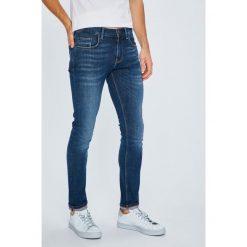 Tommy Hilfiger - Jeansy Layton. Niebieskie jeansy męskie Tommy Hilfiger. Za 539.90 zł.