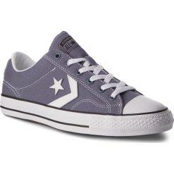 Trampki CONVERSE - Star Player Ox 160557C Light Carbon/White/Black. Szare trampki męskie Converse, z gumy. W wyprzedaży za 189.00 zł.