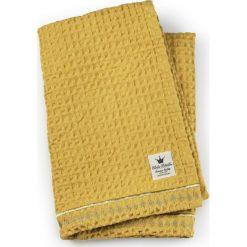 Elodie Details - kocyk bawełniany Sweet Honey. Żółte kocyki dla dzieci Elodie Details, z bawełny. W wyprzedaży za 159.95 zł.