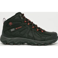 Columbia - Buty Peakreak Xcrsn. Czarne buty sportowe męskie Columbia, z materiału. W wyprzedaży za 479.90 zł.