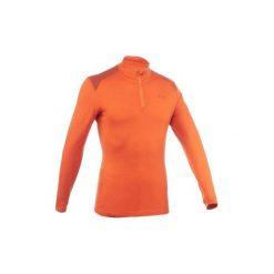 Koszulka trekkingowa długi rękaw TechWOOL 190 suwak męska. Bluzki z długim rękawem męskie marki Marie Zélie. Za 129.99 zł.