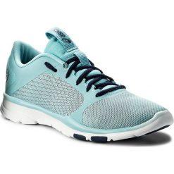 Buty ASICS - Gel-Fit Tempo 3 S752N  Porcelain Blue/Indigo Blue/Sil 1449. Niebieskie obuwie sportowe damskie Asics, z materiału. W wyprzedaży za 199.00 zł.