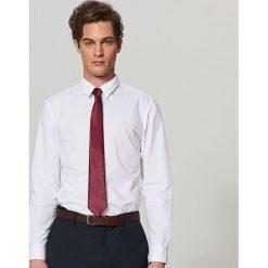 Elegancka koszula z tkaniny poplin - Biały. Koszule męskie marki Giacomo Conti. W wyprzedaży za 39.99 zł.