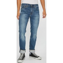 Levi's - Jeansy 511. Brązowe jeansy męskie Levi's. Za 399.90 zł.