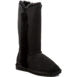 Buty EMU AUSTRALIA - Platinum Kolora WP10534 Black. Czarne kozaki damskie Emu Australia, ze skóry. Za 859.00 zł.