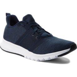 Buty Reebok - Print Lite Rush CN2607 Navy/Back/Skull Grey/Wht. Niebieskie buty sportowe męskie Reebok, z materiału. W wyprzedaży za 209.00 zł.