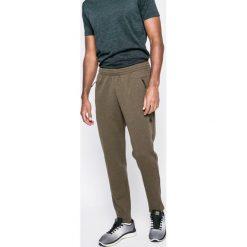 Adidas Performance - Spodnie. Szare spodnie sportowe męskie adidas Performance, z bawełny. W wyprzedaży za 159.90 zł.