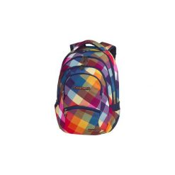 Plecak Młodzieżowy Coolpack College Candy Check. Szara torby i plecaki dziecięce CoolPack, z materiału. Za 108.90 zł.