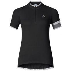 Odlo Koszulka Stand-up Collar Breeze czarna r. S. T-shirty damskie Odlo. Za 110.10 zł.