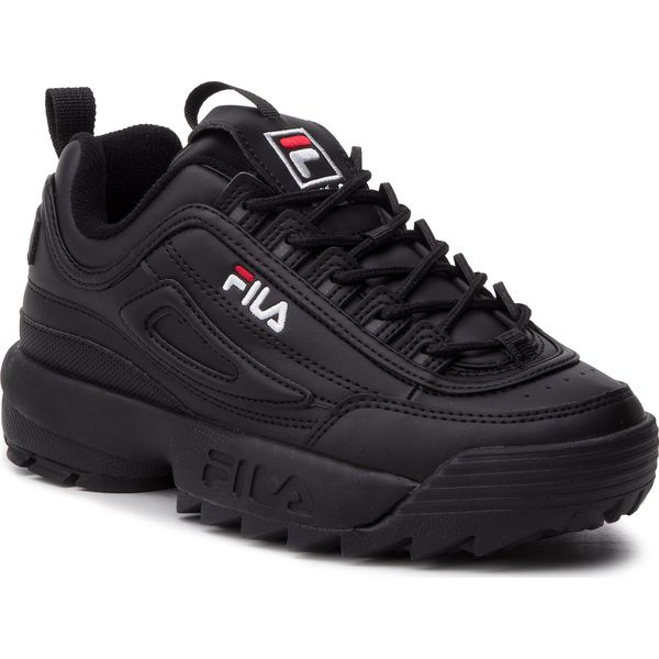 Sneakersy FILA Disruptor Low Wmn 1010302.12V BlackBlack