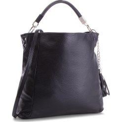Torebka CREOLE - K10501  Czarny. Czarne torebki do ręki damskie Creole, ze skóry. Za 309.00 zł.