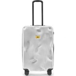 Walizka Stripe średnia Bianco White. Walizki męskie Crash Baggage. Za 1,225.00 zł.