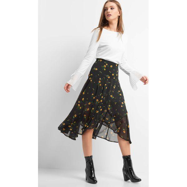 547bf660a61da7 Asymetryczna spódnica midi - Spódnice damskie Orsay. Za 139.99 zł ...