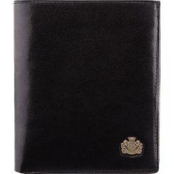 Portfel 10-1-139-1. Czarne portfele męskie Wittchen. Za 459.00 zł.