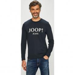 Joop! - Bluza. Czarne bluzy męskie JOOP!, z nadrukiem, z bawełny. Za 399.90 zł.