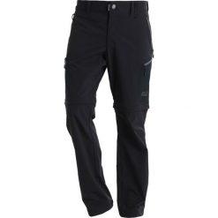 Jack Wolfskin ACTIVATE LIGHT ZIP OFF Spodnie materiałowe black. Spodnie materiałowe męskie marki House. Za 419.00 zł.