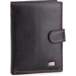 Duży Portfel Męski NOBO - NPUR-MG0050-C020 Czarny. Czarne portfele męskie Nobo, ze skóry. W wyprzedaży za 149.00 zł.
