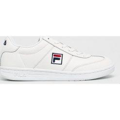 Fila - Buty Portland L Low. Szare buty sportowe męskie Fila, z gumy. W wyprzedaży za 269.90 zł.