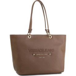 Torebka VERSACE JEANS - E1VSBBS9  70789 723. Brązowe torebki do ręki damskie Versace Jeans, z jeansu. Za 699.00 zł.