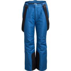 Spodnie narciarskie damskie SPDN600 - kobalt - Outhorn. Brązowe spodnie materiałowe damskie Outhorn. Za 199.99 zł.