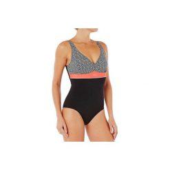Strój jednoczęściowy pływacki Kaipearl Triki damski. Czarne kostiumy jednoczęściowe damskie NABAIJI. Za 99.99 zł.