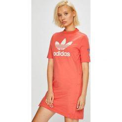 Adidas Originals - Sukienka. Szare sukienki damskie adidas Originals, casualowe. Za 199.90 zł.
