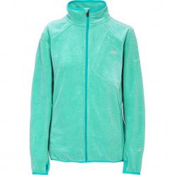 """Kurtka polarowa """"Ciaran"""" w kolorze turkusowym. Niebieskie kurtki damskie Trespass Snow Women, z polaru. W wyprzedaży za 88.95 zł."""