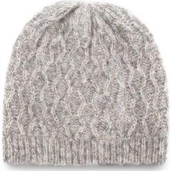 Czapka WEEKEND MAXMARA - Markus 55760584600 001. Szare czapki i kapelusze damskie WEEKEND MaxMara, z bawełny. Za 349.00 zł.