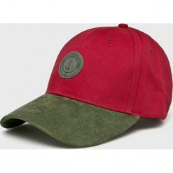 True Spin - Czapka. Brązowe czapki i kapelusze męskie True Spin. W wyprzedaży za 29.90 zł.