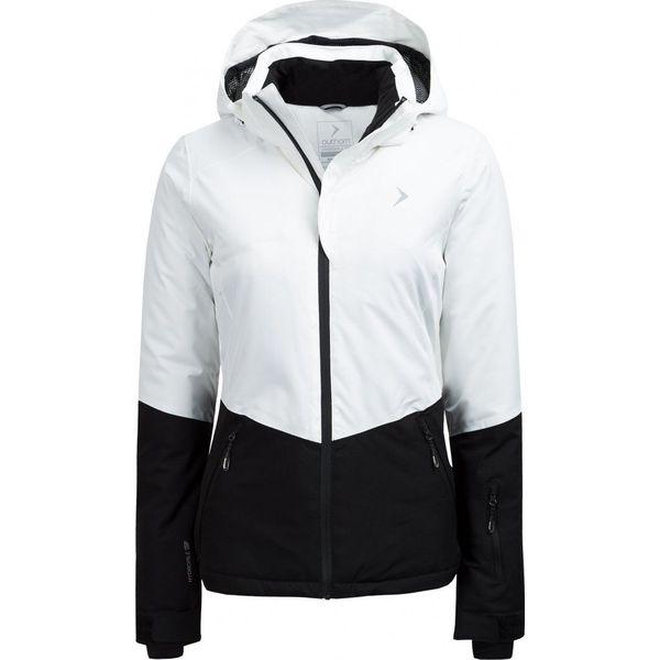 4290a100cc07b Kurtka narciarska damska KUDN620 - biały - Outhorn - Kurtki damskie ...