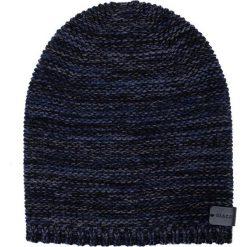 Czapka CZG0000017. Szare czapki i kapelusze męskie marki Giacomo Conti, na zimę, z tkaniny. Za 109.00 zł.