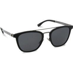 Okulary przeciwsłoneczne BOSS - 0838/S Mtbk/Smtdkrt 793. Czarne okulary przeciwsłoneczne damskie Boss. W wyprzedaży za 679.00 zł.