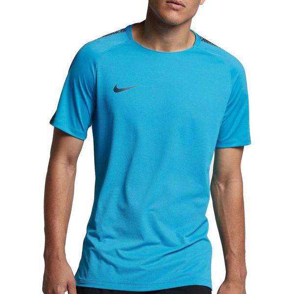 3b8fcb192 Nike Koszulka piłkarska Squad Top niebieska r. M (859850-434 ...