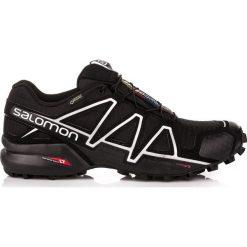 Salomon Buty męskie Speedcross 4 GTX Black/Black r. 41 1/3 (383181). Buty sportowe męskie Salomon. Za 699.00 zł.