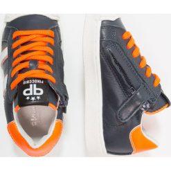 Pinocchio Tenisówki i Trampki dark blue. Buty sportowe chłopięce Pinocchio, z materiału. W wyprzedaży za 341.10 zł.