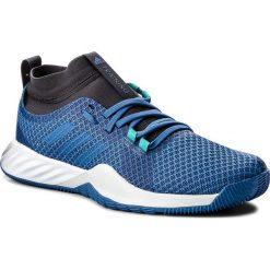 Buty adidas - CrazyTrain Pro 3.0 M AQ0413 Traroy/Traroy/Carbon. Niebieskie buty sportowe męskie Adidas, z materiału. W wyprzedaży za 299.00 zł.