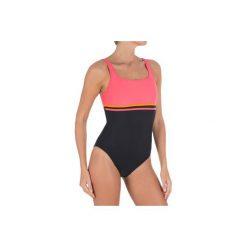 Strój jednoczęściowy pływacki Loran damski. Czarne kostiumy jednoczęściowe damskie NABAIJI. Za 49.99 zł.