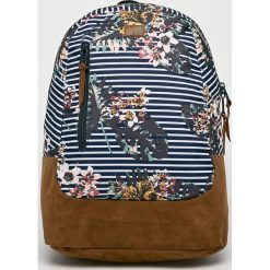 Roxy - Plecak. Szare plecaki damskie Roxy, z materiału. W wyprzedaży za 169.90 zł.