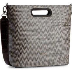 Torebka TWINSET - Shopping AS7TZ2  Blu Nau 00814. Niebieskie torebki do ręki damskie Twinset, ze skóry ekologicznej. W wyprzedaży za 379.00 zł.