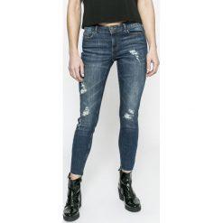 Jacqueline de Yong - Jeansy. Niebieskie jeansy damskie Jacqueline de Yong. W wyprzedaży za 59.90 zł.