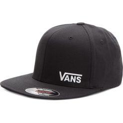 Czapka z daszkiem VANS - Splitz VN000CFKBLK Black. Czarne czapki i kapelusze damskie Vans. Za 119.00 zł.