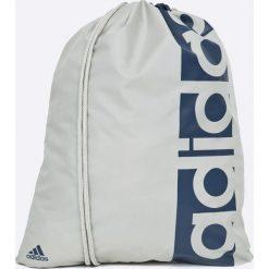 Adidas Performance - Plecak. Szare plecaki damskie adidas Performance, z poliesteru. W wyprzedaży za 39.90 zł.