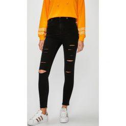 Tally Weijl - Jeansy. Czarne jeansy damskie TALLY WEIJL. Za 149.90 zł.