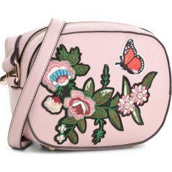 Torebka JENNY FAIRY - RC13338  Różowy. Czerwone listonoszki damskie Jenny Fairy, ze skóry ekologicznej. Za 79.99 zł.