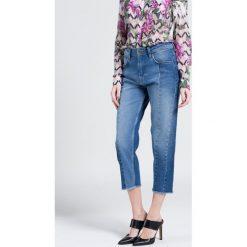 Pepe Jeans - Jeansy. Niebieskie jeansy damskie Pepe Jeans. W wyprzedaży za 139.90 zł.