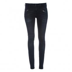 Mustang Damskie Jeansy Jasmin 28/32 Ciemnoniebieskie. Czarne jeansy damskie Mustang. W wyprzedaży za 259.00 zł.